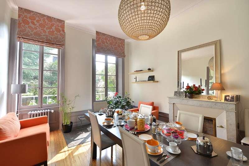 """chambres d'hôtes """"villa pascaline"""" 4 étoiles clermont ferrand"""