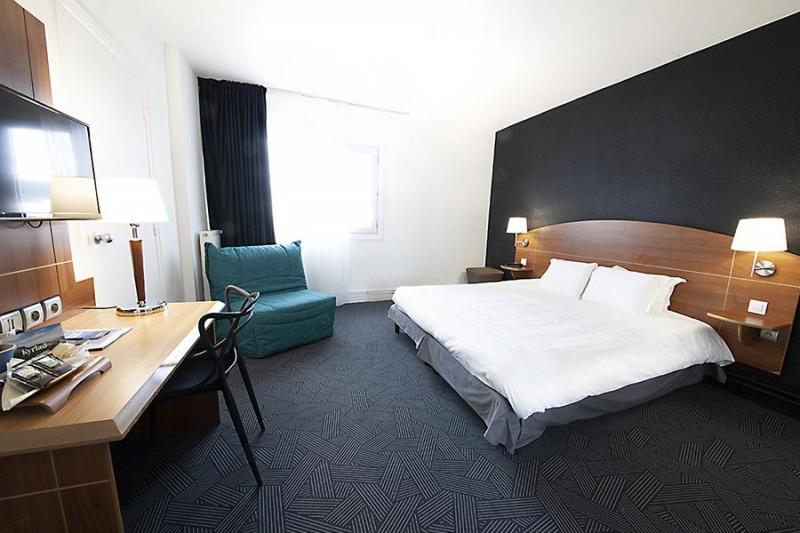 Hôtel Kyriad Clermont-Ferrand Centre - Chambre double