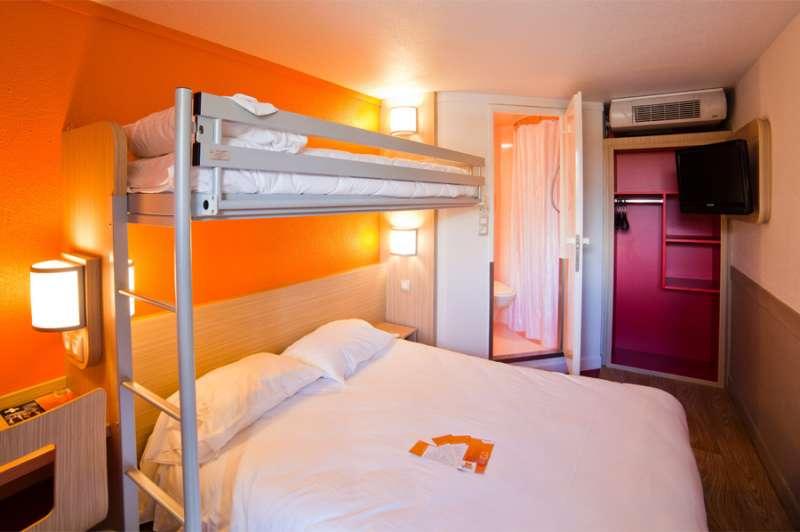 Hôtel Premiere Classe Aubière - Chambre triple
