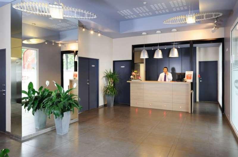 Apartments Hotel Residhome Gergovia - reception