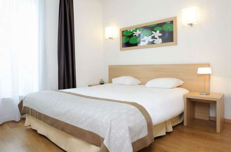 Apartments Hotel Residhome Gergovia - bedroom
