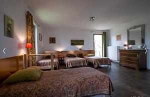 Gîte La Picolina - Chambre familiale 2