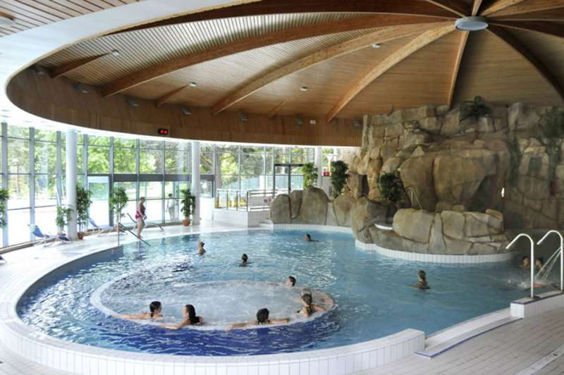 Hôtel Princesse Flore - Espace aquatique Royatonic