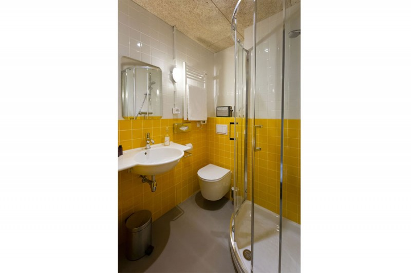 Hôtel Artyster - Salle de bain cosy