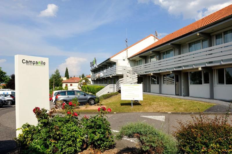 Hôtel Campanile Clermont-Ferrand Brezet