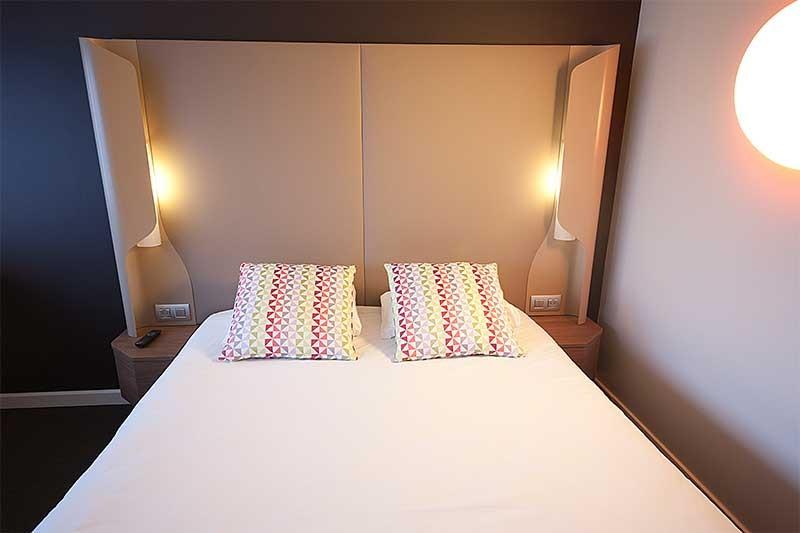 Hôtel Campanile Clermont-Ferrand Aubière Chambre double