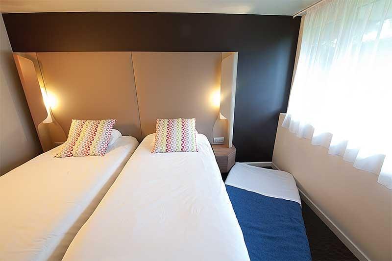 Hôtel Campanile Clermont-Ferrand Aubière Chambre twin