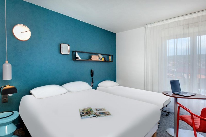 Hotel Ibis Style Clermont-Ferrand gare - triple room