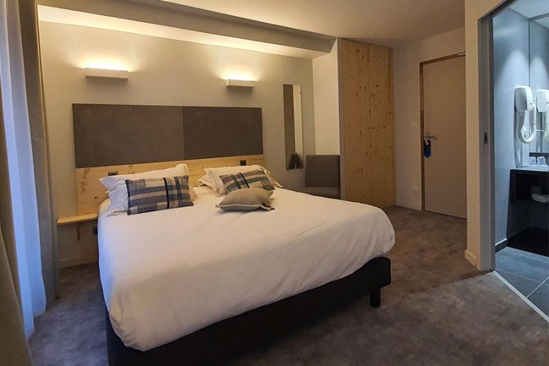 Hotel Le Castelet - double room