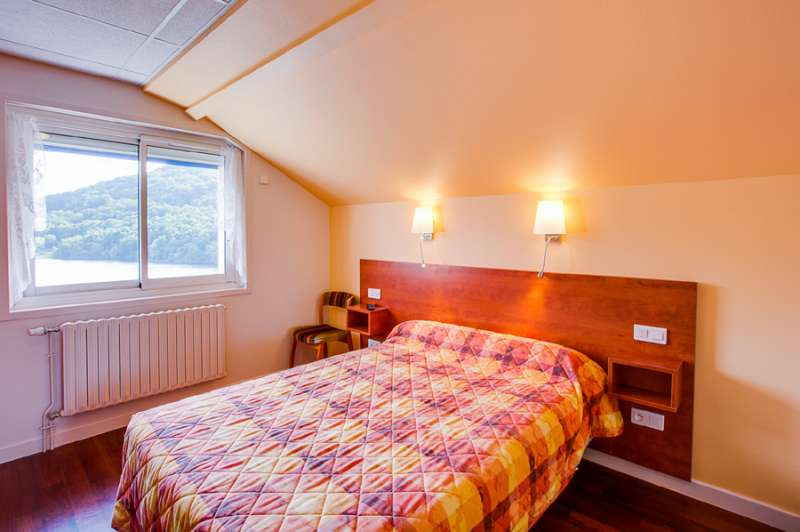 Hôtel Le Belle Vue - Chambre double