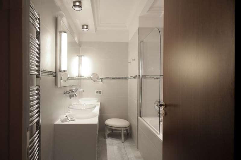 Hôtel Princesse Flore - Salle de bain Suite