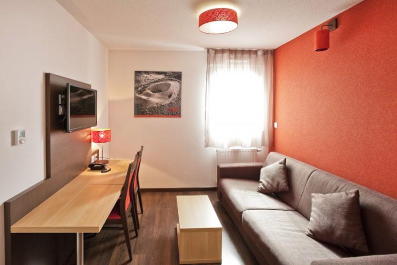 Appart-Hôtel Les Privilodges - Salon