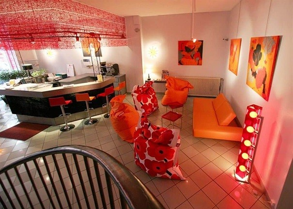 DAV Hotel Jaude - reception