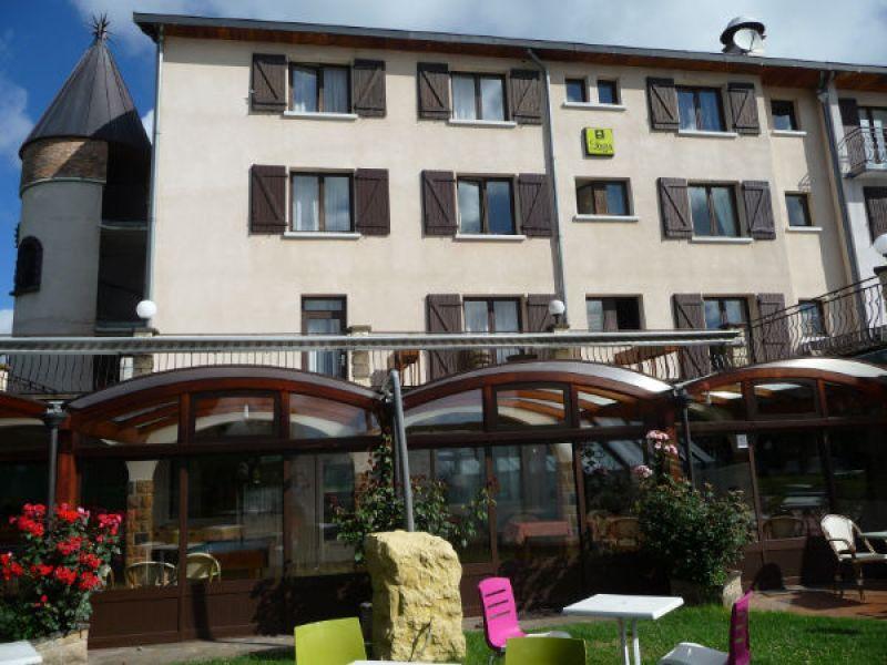 H tel la rose des vents 3 toiles volvic for Hotel 3 etoiles