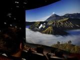 Animation sur les volcans à Vulcania
