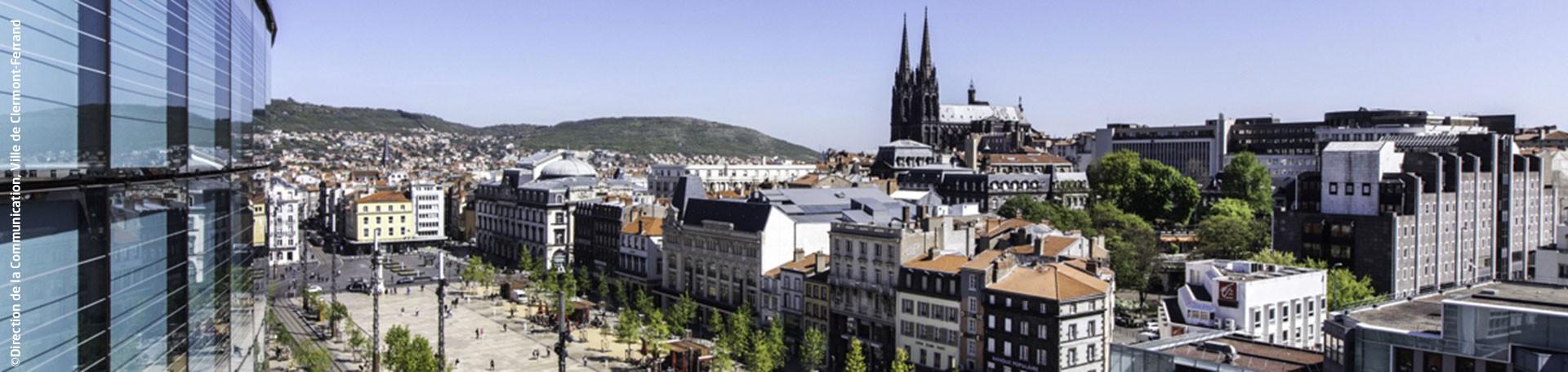 Séjour City Découvertes en Auvergne