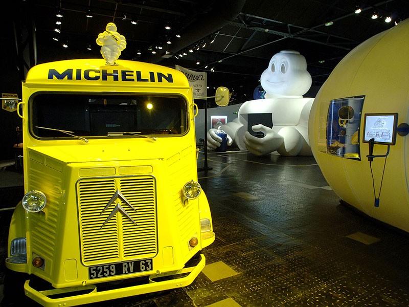 Découverte de L'Aventure Michelin
