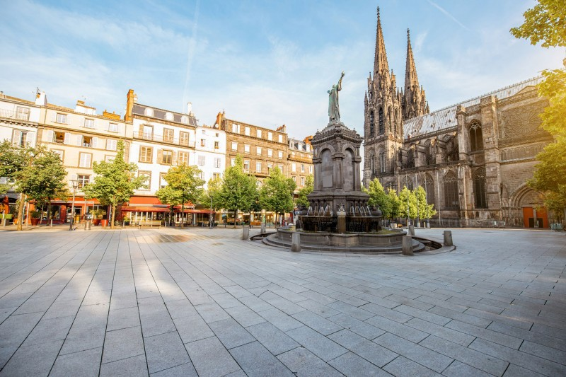 Séjour Découverte City en Auvergne
